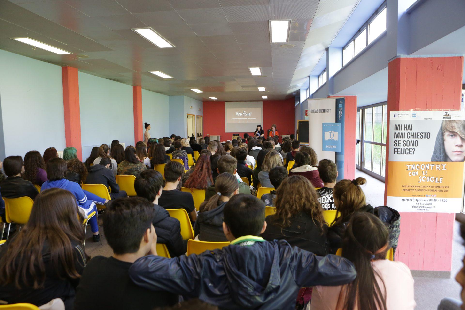 5000 studenti di Piemonte e Valle d'Aosta